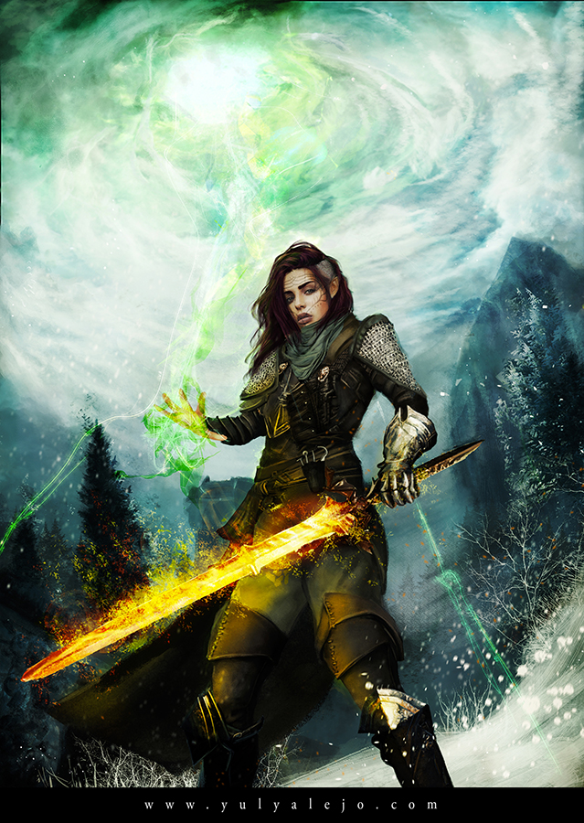 <h3>Dragon Age Inquisition</h3><p>