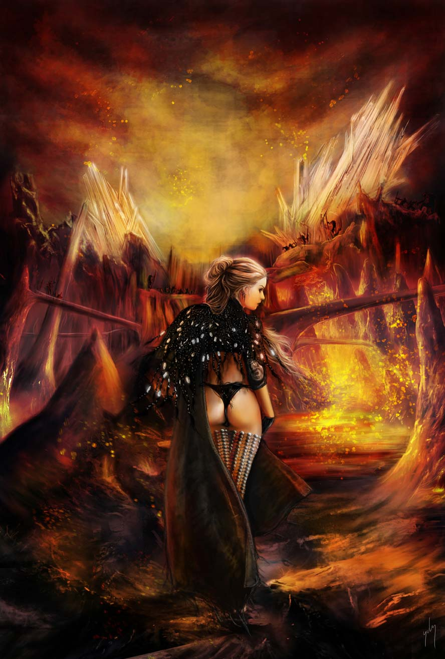 <h3>Gate to hell</h3><p>